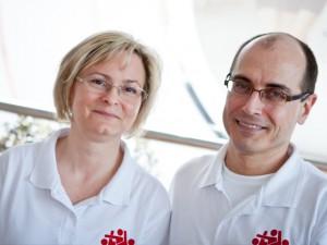 Birgit und Andreas Roland